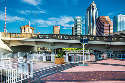 Riverwalk in Tampa