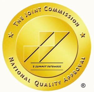 7 Summit Pathway's seal of National Quality Approval
