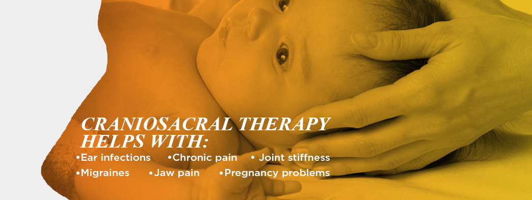 what does craniosacral therapy help with