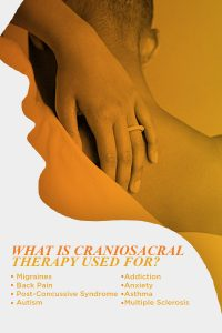 what is craniosacral therapy used for