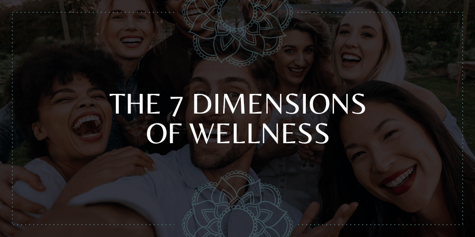 7 dimensions of wellness