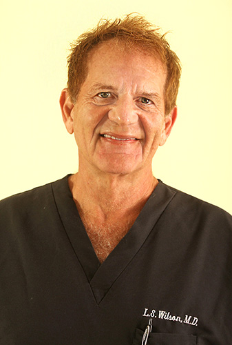 Headshot of Dr. Lawrence Wilson, MD