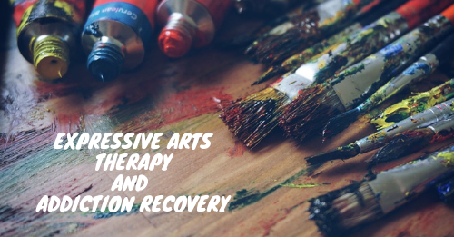 Expressive arts therapy and addiction recovery