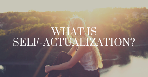 what is self-actualization