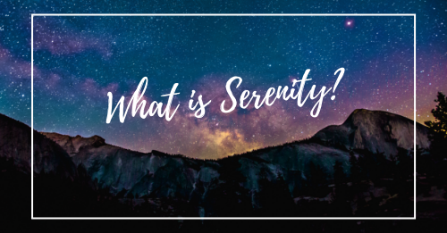 what is serenity