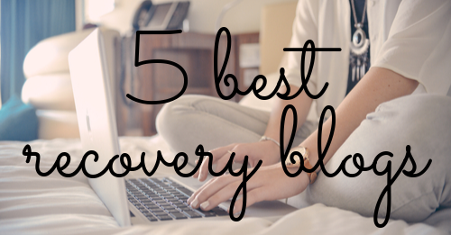best recovery blogs