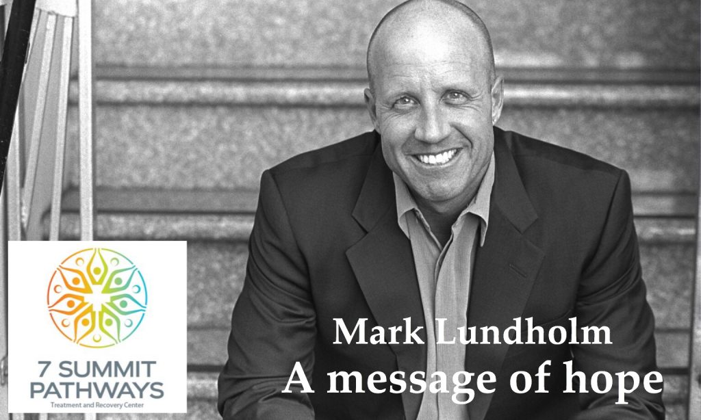Mark Lundholm