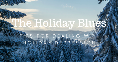 the holiday blues