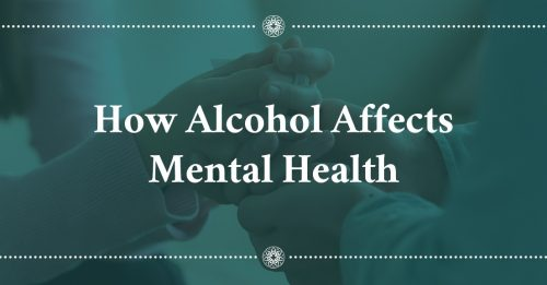 how alcohol affects mental health