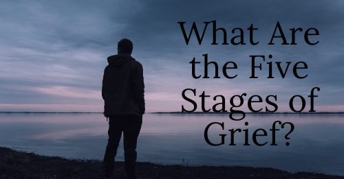 what are the five stages of grief