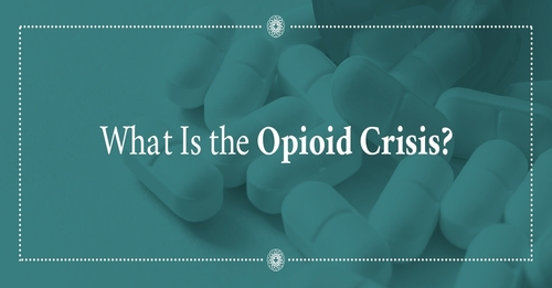 """""""what is the opioid crisis"""" Graphic"""