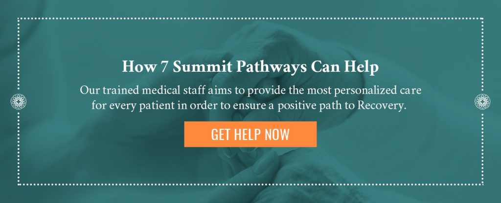 7 Summit Pathways can help with opioid crisis