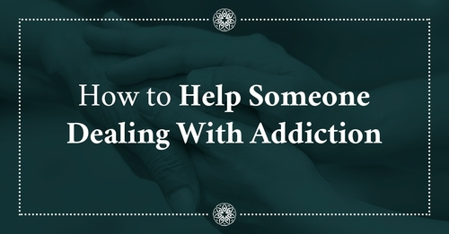 help someone with addiction